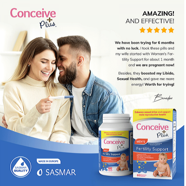 conceive  plus reviews men  fertility