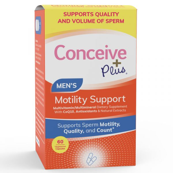 libido testosterone booster sperm count motility tablets Conceive Plus