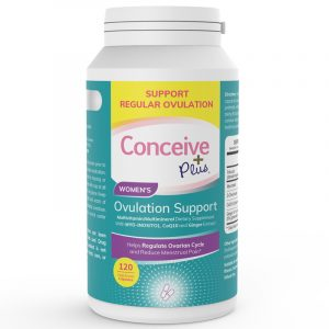 replacement ovulation pcos help pills by Conceive Plus 120 caps