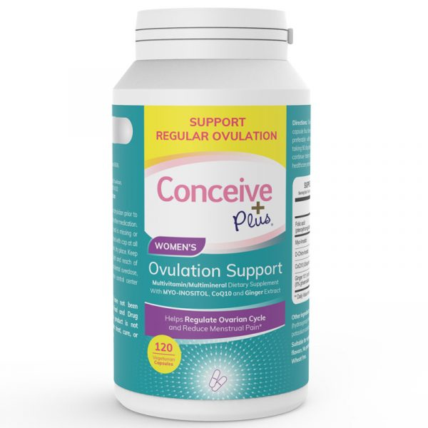 ovulation pcos caps bottle